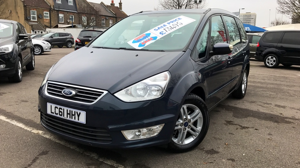 Ford Galaxy 2.0 TDCi 140 Zetec 5dr Powershift Diesel Automatic Estate (2012) image