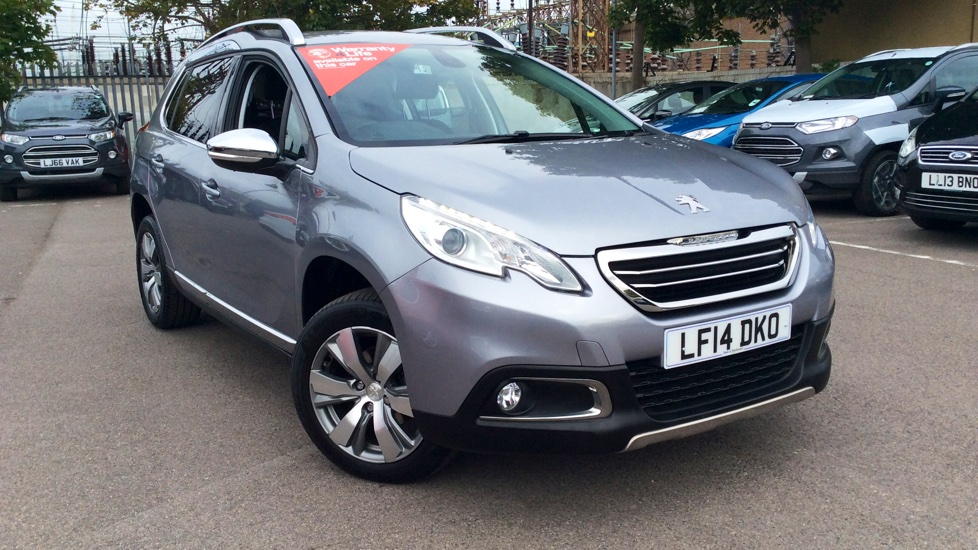 Peugeot 2008 1.6 e-HDi Allure EGC Diesel Automatic 5 door Estate (2014) image