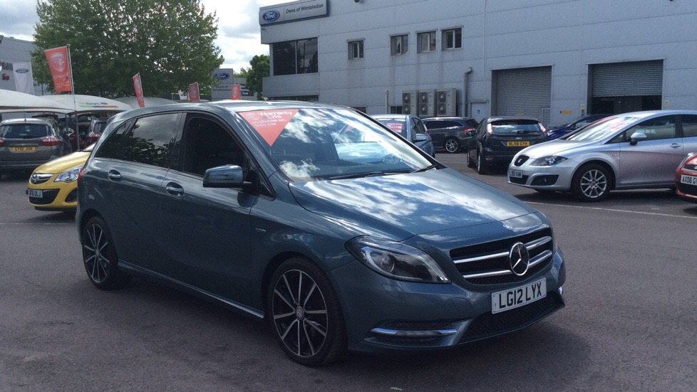 Mercedes-Benz B-Class B200 CDI BlueEFFICIENCY Sport 5dr Auto 1.8 Diesel Automatic Hatchback (2012) image