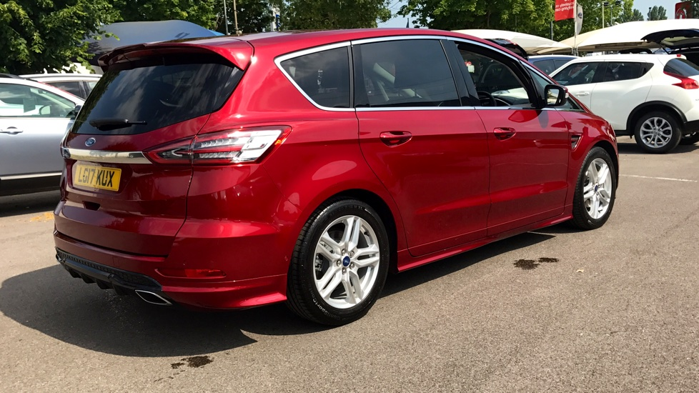 ford s max 2 0 tdci 210 titanium sport 5dr powershift diesel automatic estate 2017 lg17kux. Black Bedroom Furniture Sets. Home Design Ideas