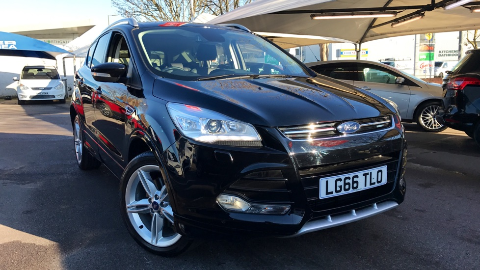 Ford Kuga 2.0 TDCi 180 Titanium X Sport Powershift Diesel Automatic 5 door Estate (2016) image