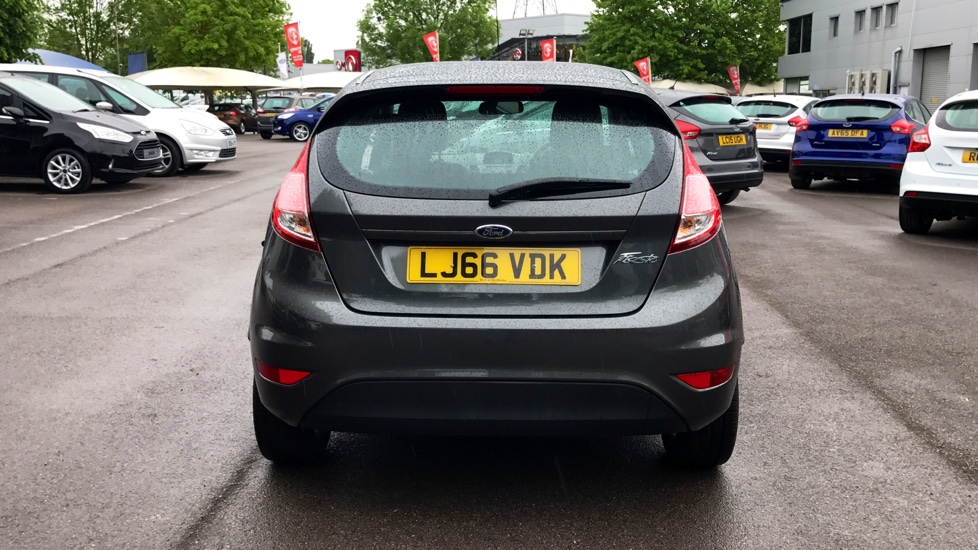 ford fiesta 1 5 tdci zetec 5dr diesel hatchback 2016 lj66vdk in stock used ford fiesta 1. Black Bedroom Furniture Sets. Home Design Ideas