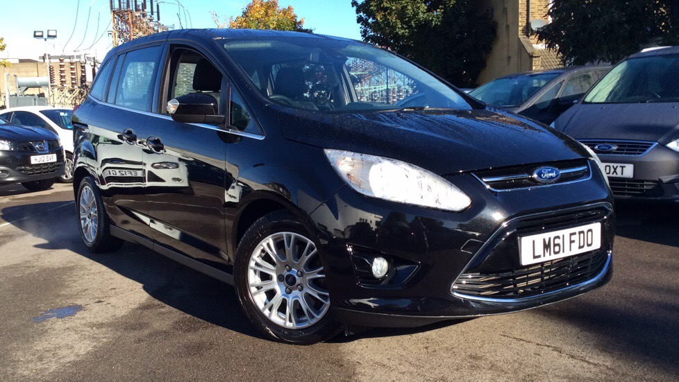 Ford Grand C-MAX 1.6 Titanium 5dr Estate (2011)