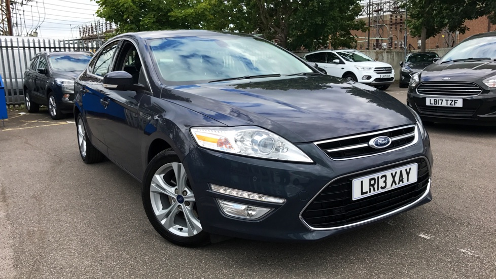 Ford Mondeo 2.0 TDCi 163 Titanium X Powershift Diesel Automatic 5 door Hatchback (2013) image