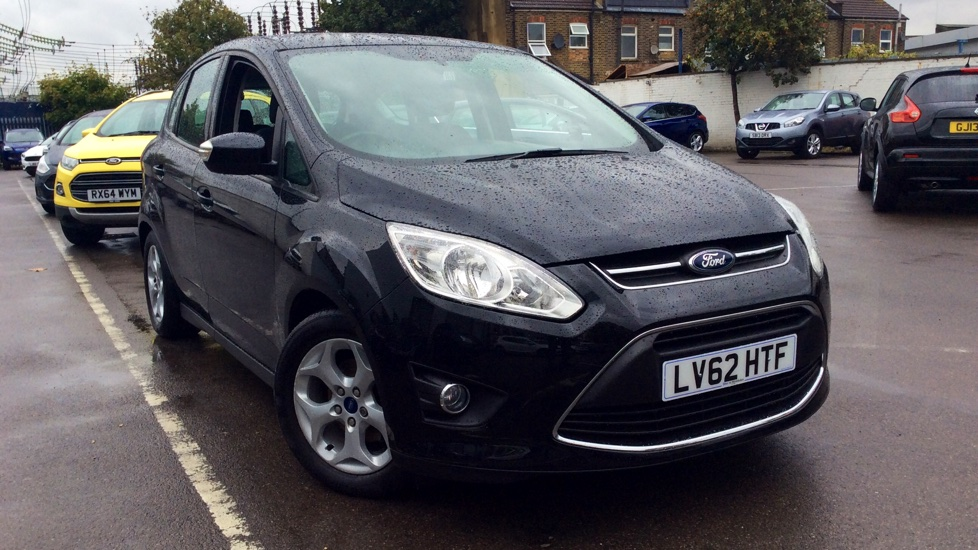 Ford C-Max 1.6 Zetec 5dr Estate (2012) image