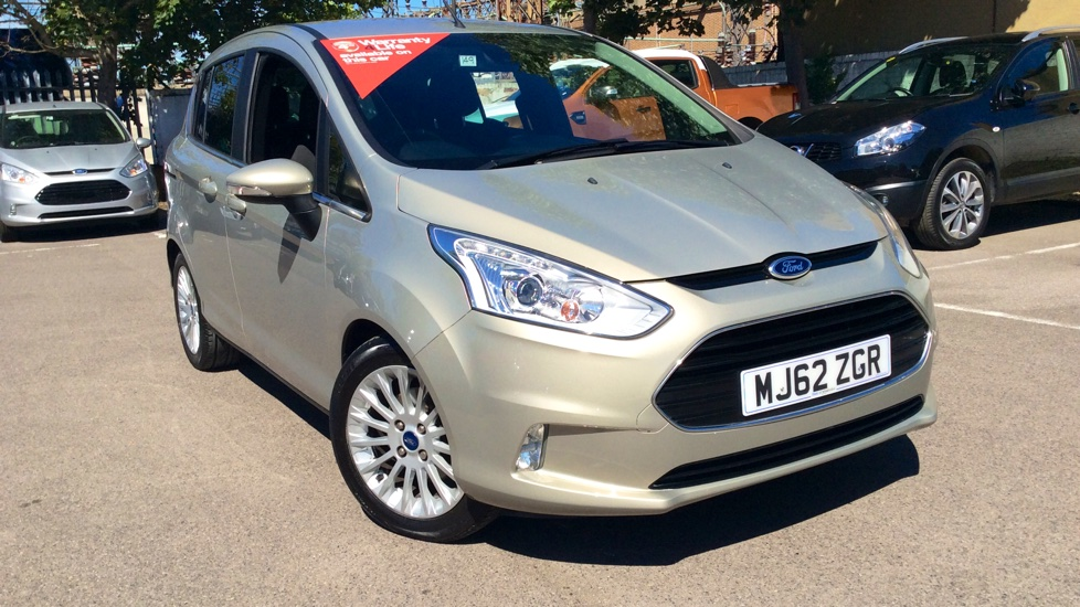 Ford B-MAX 1.6 Titanium 5dr Powershift Automatic Hatchback (2012) image