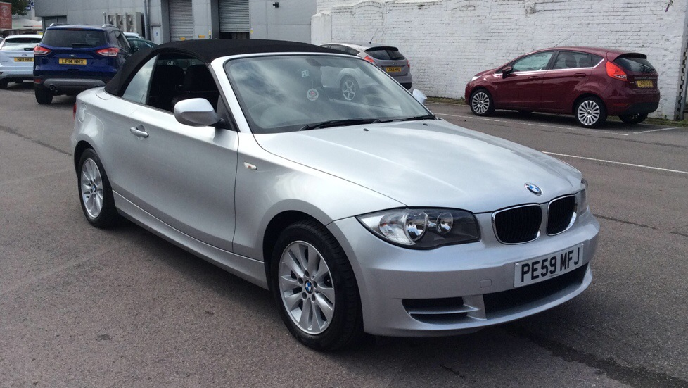 BMW 1 Series 118i ES 2dr Step Auto 2.0 Automatic 3 door Convertible (2009) image