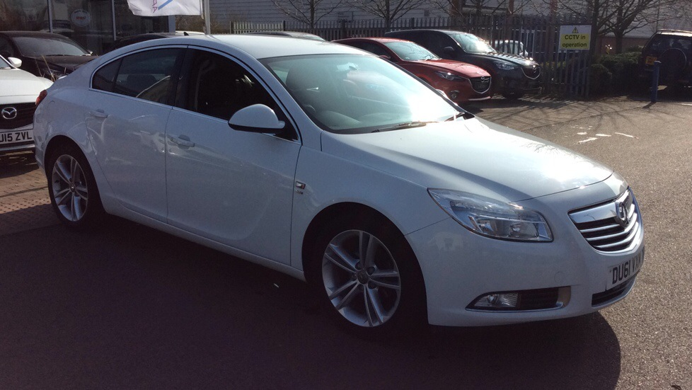 Vauxhall Insignia 2.0 CDTi SRi [160] 5dr Diesel Hatchback (2011) image