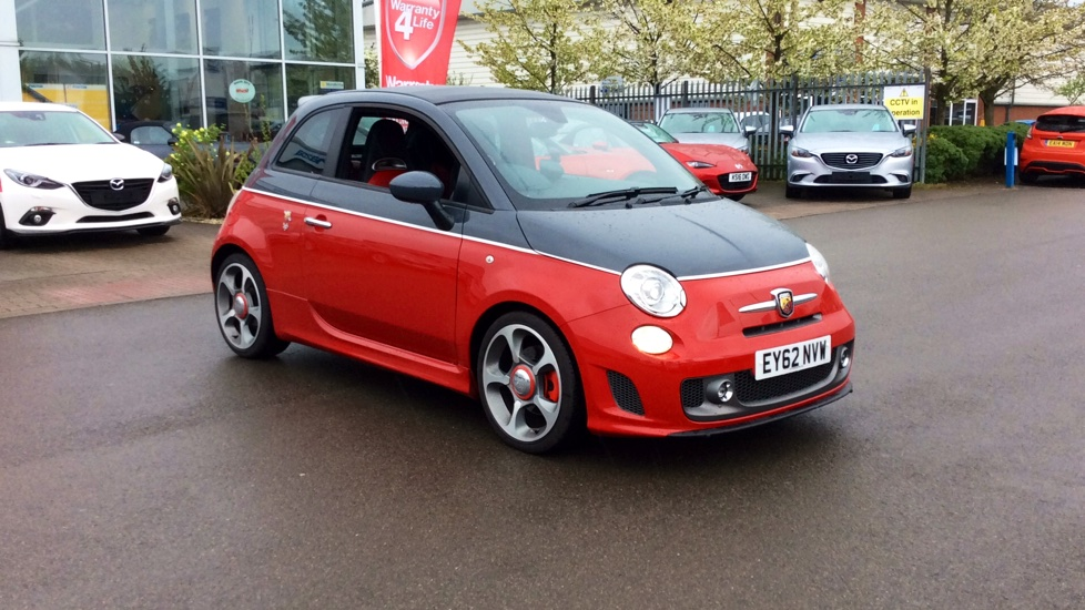 Abarth 595 1.4 T-Jet Turismo 2dr Convertible (2013) image
