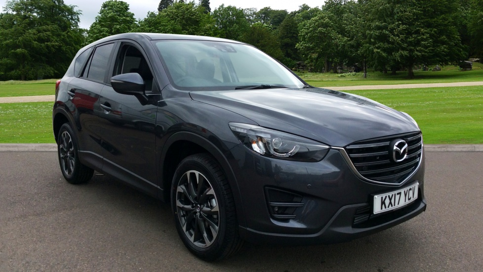 Mazda CX-5 2.2d [175] Sport Nav 5dr AWD Auto Diesel Automatic Estate (2017) image