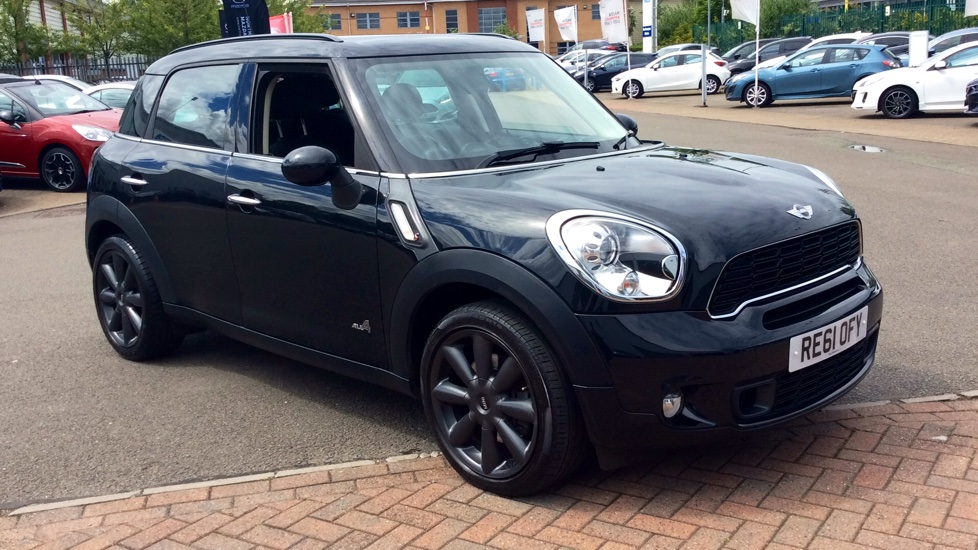 Mini Countryman 1.6 Cooper S ALL4 5dr Hatchback (2011) image
