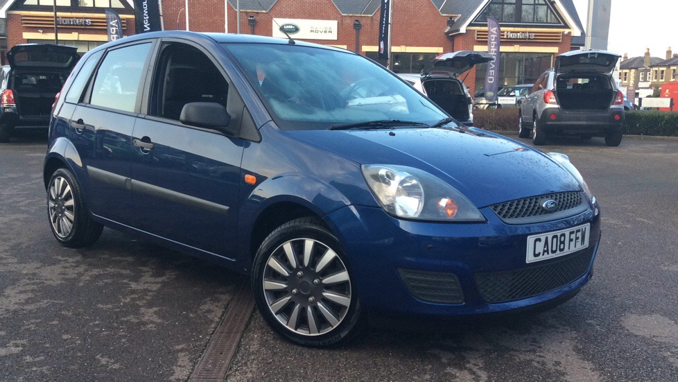 Ford Fiesta 1.6 Style 5dr Auto [Climate] Automatic Hatchback (2008) image