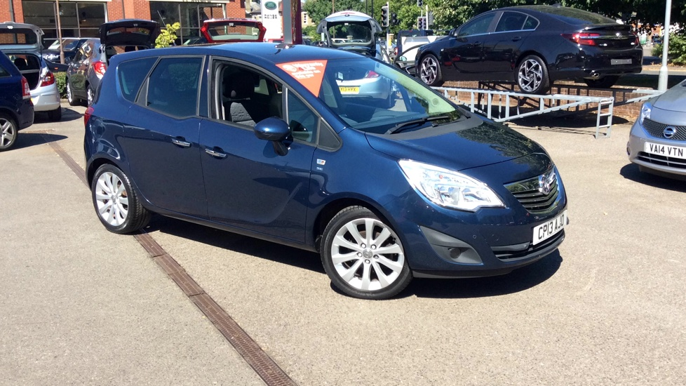 Used vauxhall meriva cars for sale motorparks for Camel motors on park and ajo