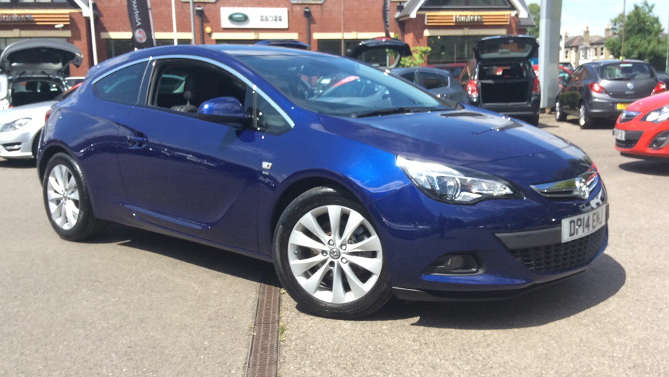 Southampton Motor Cars >> Used - Vauxhall Astra GTC Cars for Sale   Motorparks