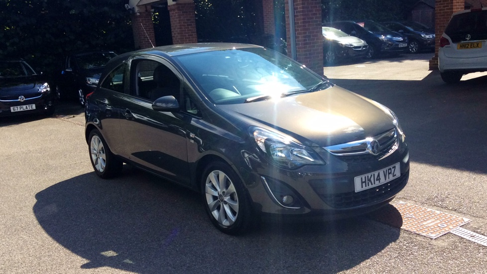 Vauxhall Corsa 1.2 Excite [AC] 3 door Hatchback (2014)