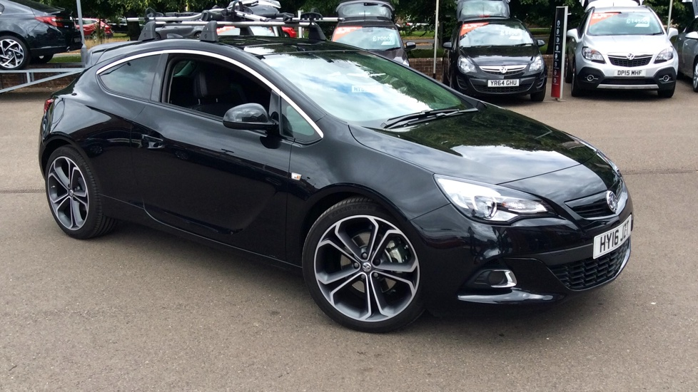 Vauxhall Astra GTC 1.6 CDTi 16V ecoFLEX Limited Edition 3dr Diesel ...
