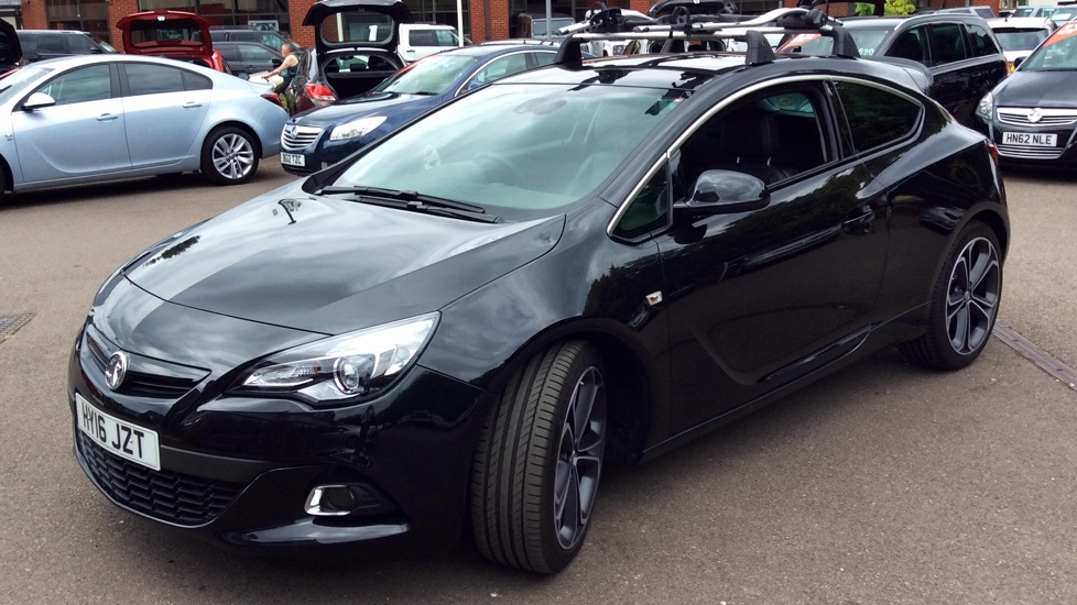 vauxhall astra gtc 1 6 cdti 16v ecoflex limited edition 3dr diesel coupe 2016 hy16jzt in. Black Bedroom Furniture Sets. Home Design Ideas