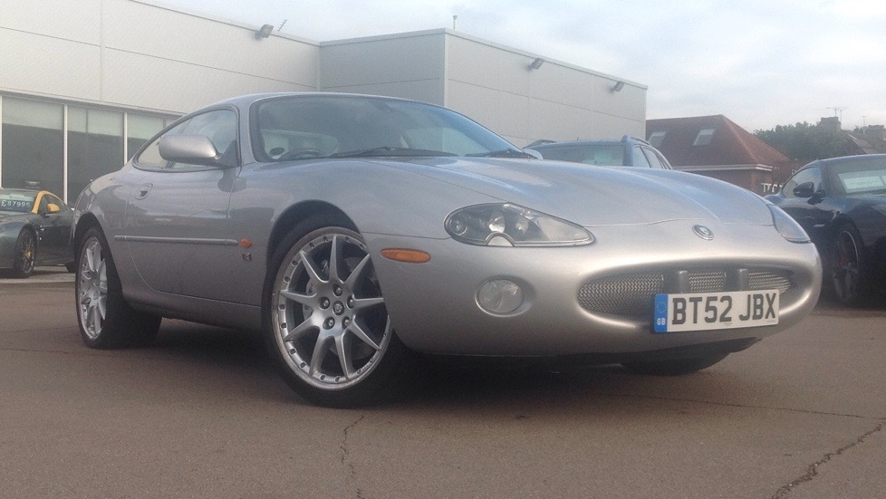 Jaguar XKR Supercharged Low Miles Upgraded Alloys 4.2 Automatic 2 door Coupe (2003) image