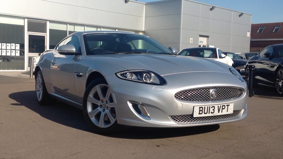 Jaguar XK 5.0 V8  Automatic 2 door Coupe (2013)