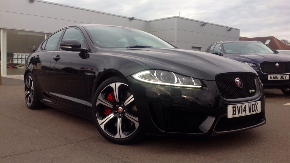 Jaguar XF 5.0 V8 Supercharged XFR-S Automatic 4 door Saloon (2014) image