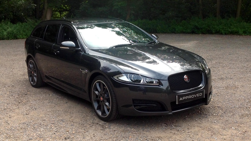 Jaguar XF 2.2d R-Sport Black 5dr Diesel Automatic Estate (2015) image
