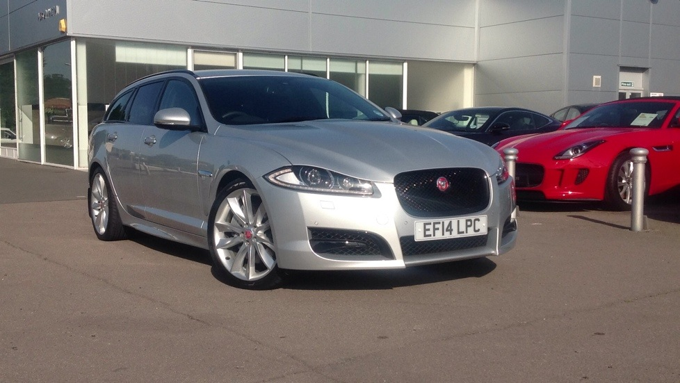 Jaguar XF Sportbrake S Portfolio Black Pack 3.0 Diesel Automatic 5 door Estate (2014) image