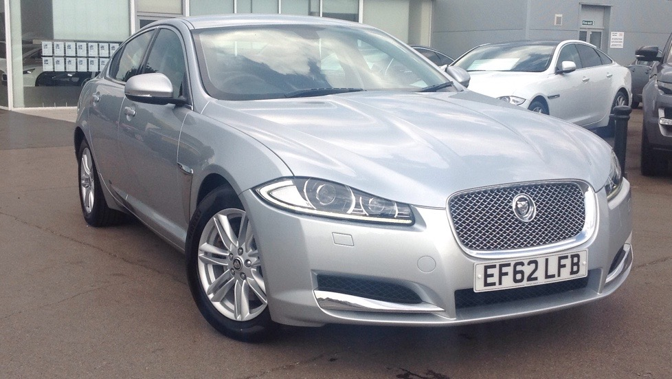 Jaguar XF Luxury [Start Stop] 3.0 Diesel Automatic 4 door Saloon (2013) image