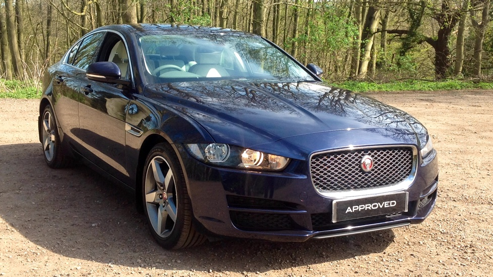 Jaguar XE 2.0d [180] Prestige High Spec Diesel Automatic 4 door Saloon (2017) image