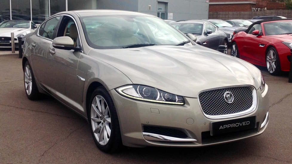 Jaguar XF 3.0d V6 Premium Luxury [Start Stop] Diesel Automatic 4 door Saloon (2012) image