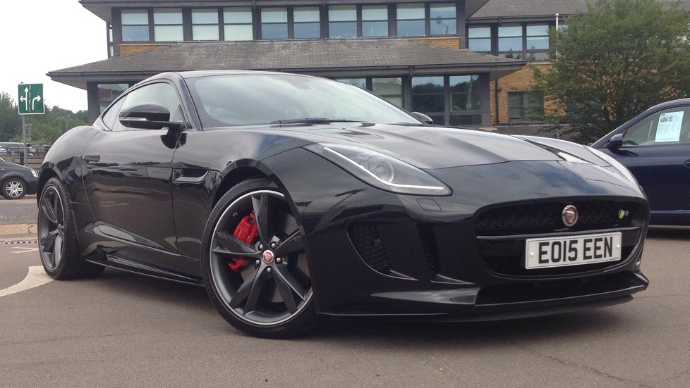 Jaguar F-TYPE R AWD 5.0 Automatic 3 door Coupe (2016) image