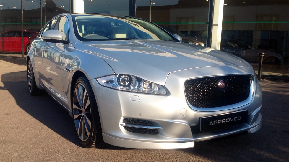 Jaguar XJ 3.0d V6 Portfolio [8] Sports Ext Pack Diesel Automatic 4 door Saloon (2015)