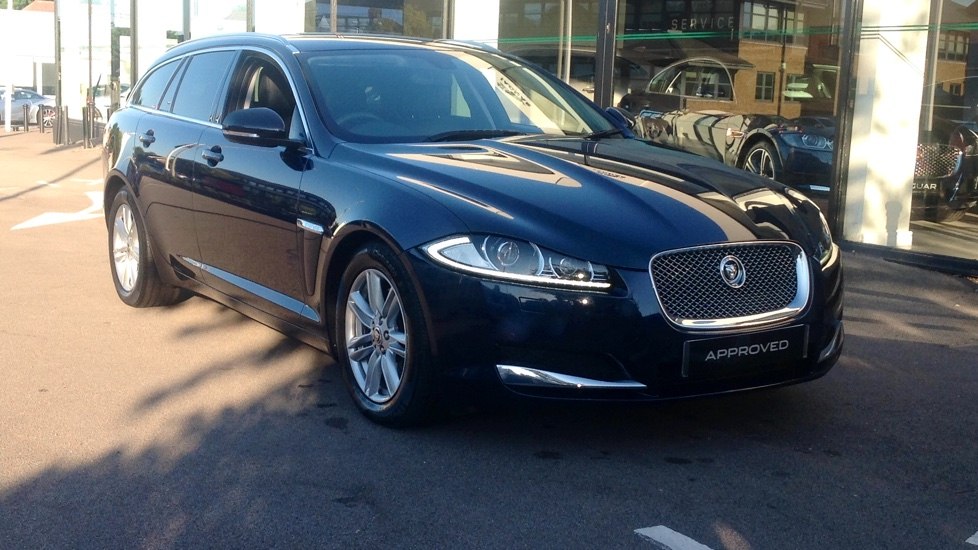 Jaguar XF 2.2d [163] Luxury 5dr Diesel Automatic Estate (2013) image