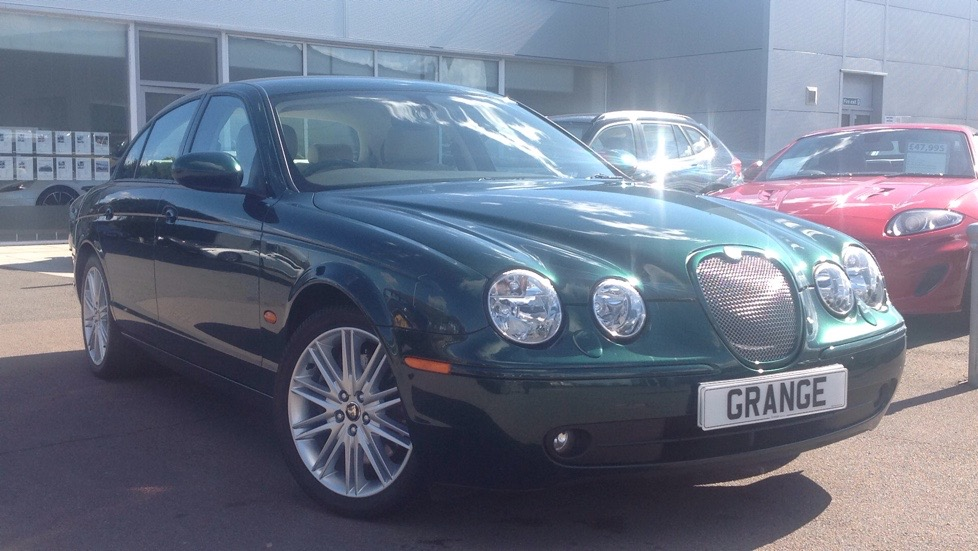 Jaguar S-Type Sport 1 Keeper, Low miles, High Spec  2.7 Diesel Automatic 4 door Saloon (2006) image
