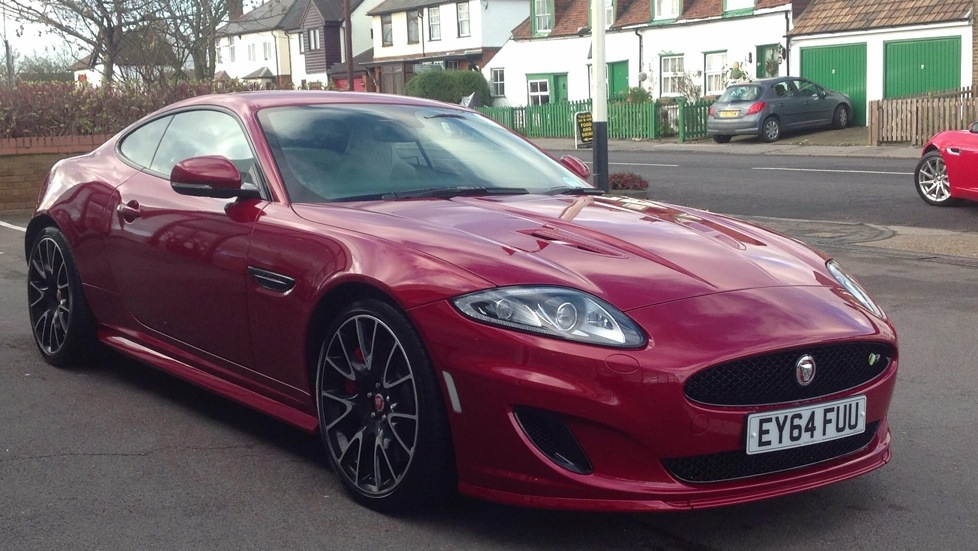 Jaguar XKR Dynamic R 5.0 Automatic 3 door Coupe (2015) image