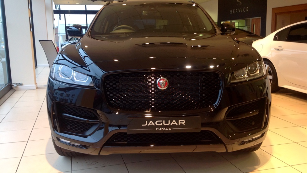 Jaguar F Pace Stock Cars Available Immediately With All Models For Early Delivery