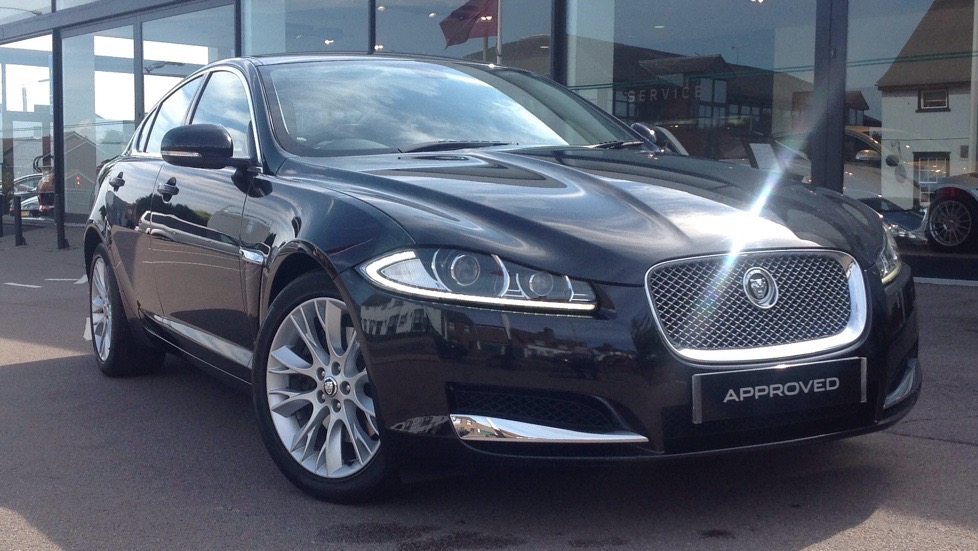 Jaguar XF Premium Luxury Low miles Upgraded Alloys 2.2 Diesel Automatic 4 door Saloon (2012) image