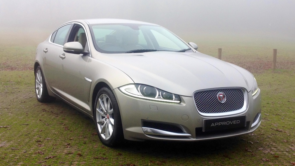 Jaguar XF 3.0d V6 Premium Luxury [Start Stop] Diesel Automatic 4 door Saloon (2014) image