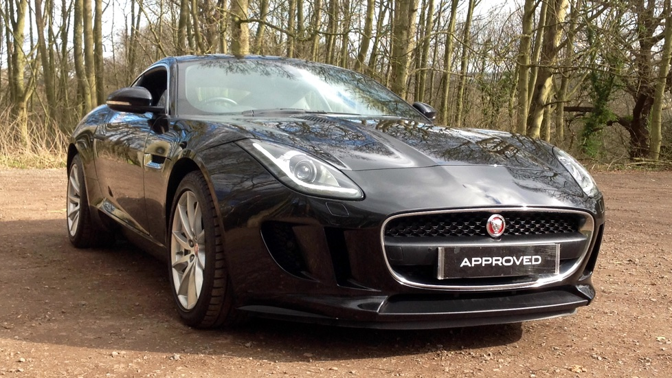 Jaguar F-TYPE 3.0 Supercharged V6 2dr Automatic 3 door Coupe (2015) image