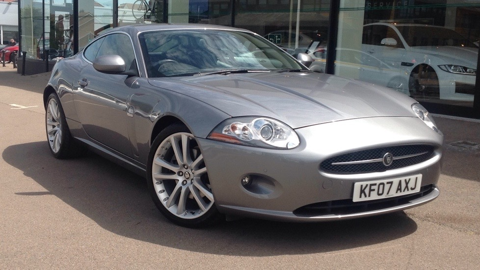 Jaguar XK V8 with Low Miles High Spec 4.2 Automatic 3 door Coupe (2007) image