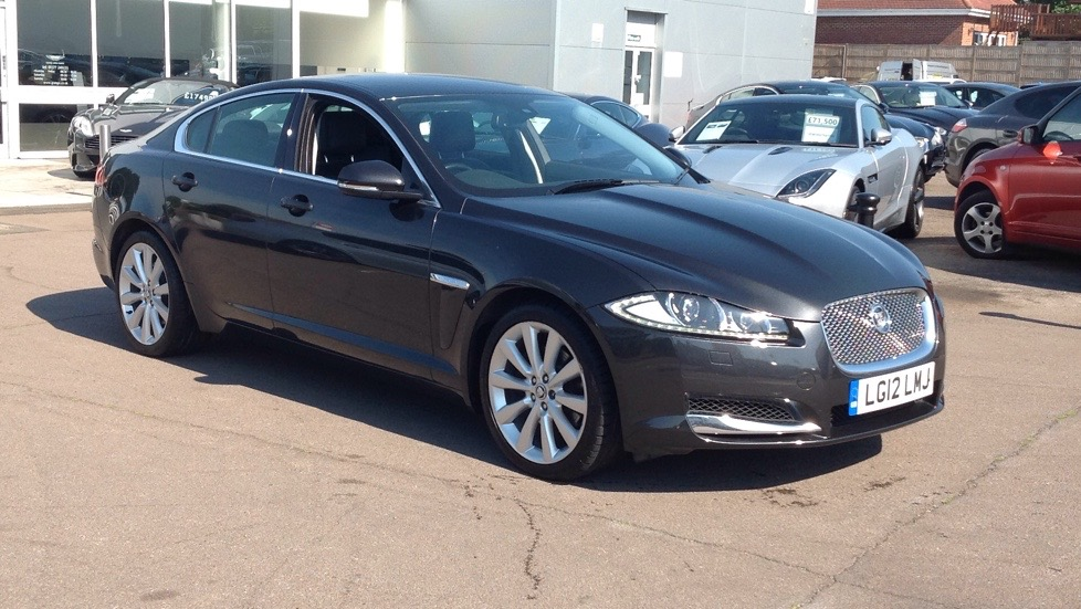 Jaguar XF Premium Luxury Upgraded Alloys 3.0 Diesel Automatic 4 door Saloon (2012) image