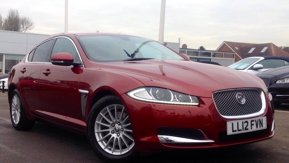 Jaguar XF 2.2d [163] SE Very High Spec.Elec Sunroof Diesel Automatic 4 door Saloon (2012) image