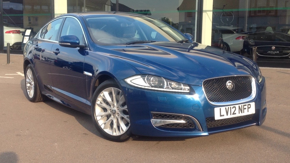 Jaguar XF Sport LE Great colour 2.2 Diesel Automatic 4 door Saloon (2012) image