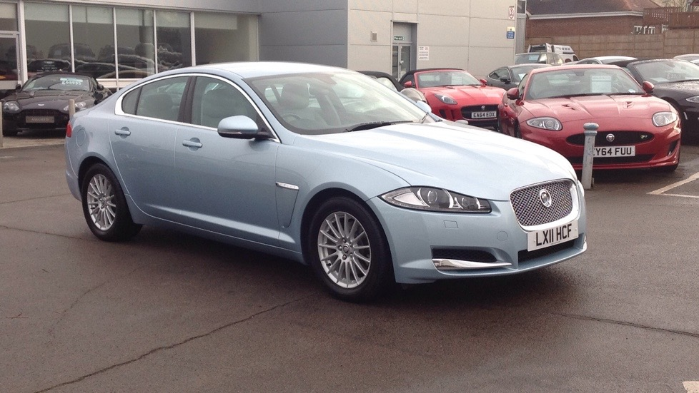 Jaguar XF Luxury Facelifted Model 3.0 Diesel Automatic 4 door Saloon (2012) image