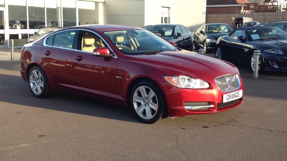 Jaguar XF Premium Luxury High Spec 2.7 Diesel Automatic 4 door Saloon (2009) image
