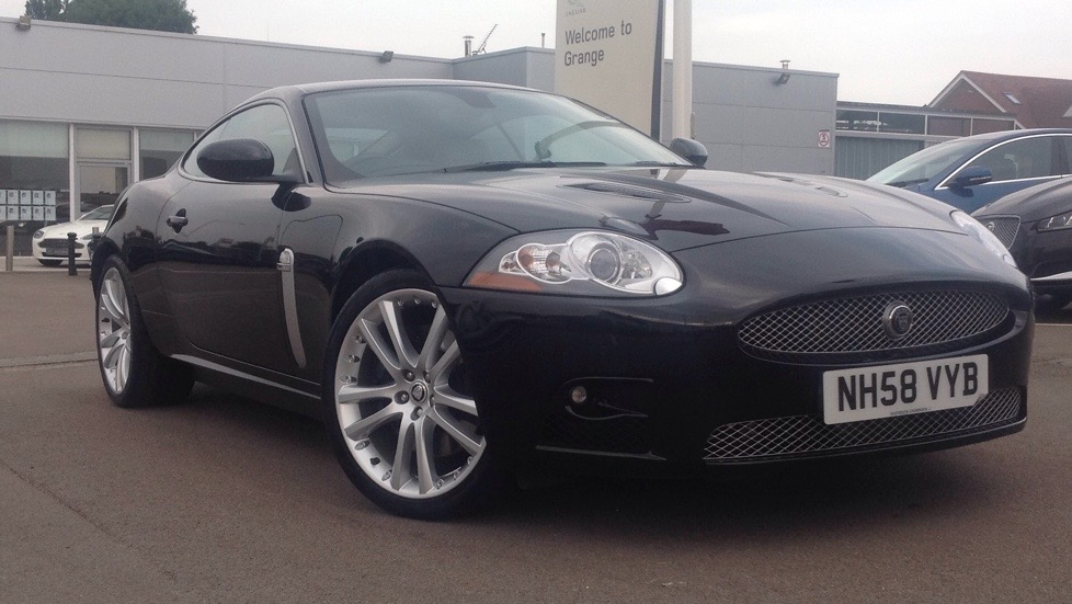 Jaguar XKR Supercharged V8 Very Low Miles 4.2 Automatic 3 door Coupe (2009) image