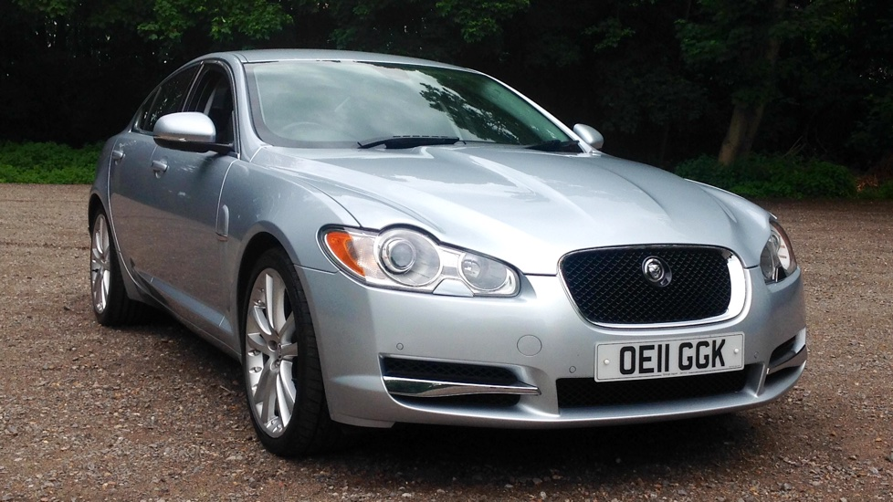 Jaguar XF 3.0d V6 S Premium Luxury Diesel Automatic 4 door Saloon (2011) image