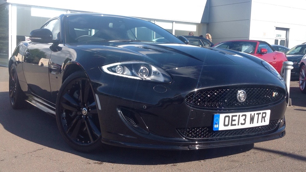 Jaguar XK Supercharged R Speed Pack High Spec  5.0 Automatic 3 door Coupe (2014)