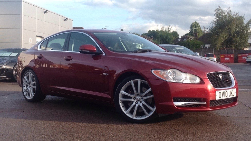 Jaguar XF S Premium Luxury Low miles 3.0 Diesel Automatic 4 door Saloon (2011) image