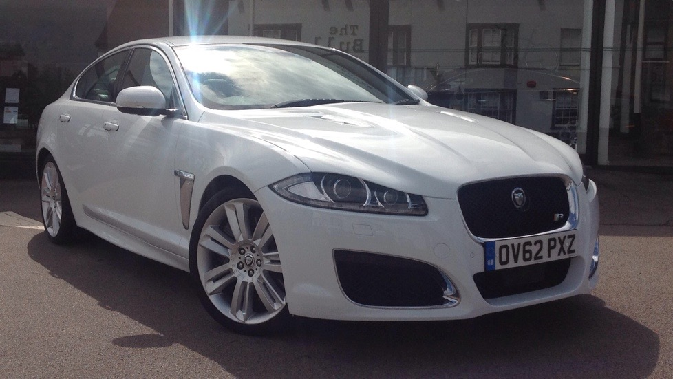 Jaguar XFR  V8 Supercharged with ACC 5.0 Automatic 4 door Saloon (2012) image