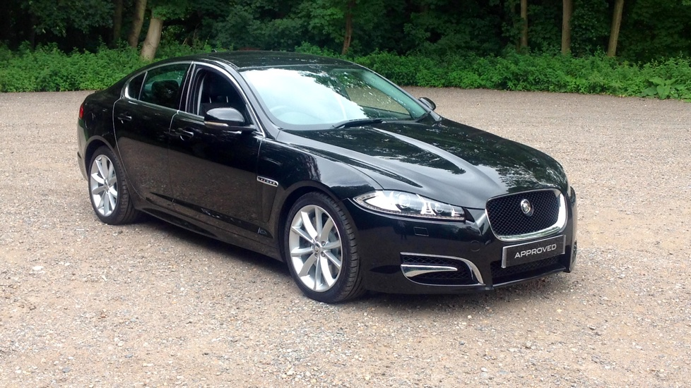 Jaguar XF 3.0d V6 S Luxury [Start Stop] Diesel Automatic 4 door Saloon (2012) image